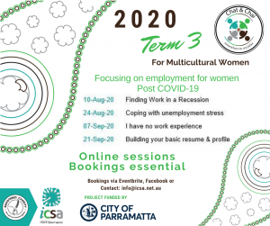 Chat & Chai August & September 2020